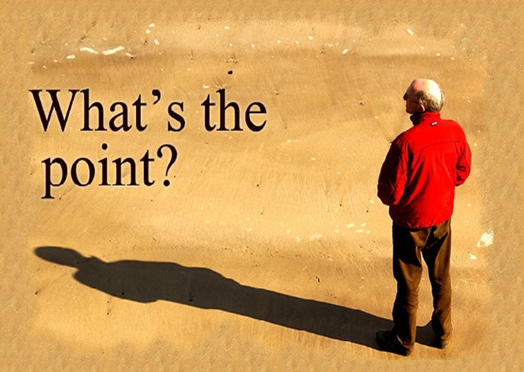 What's the Point Part I - What's the Point of the Bible?