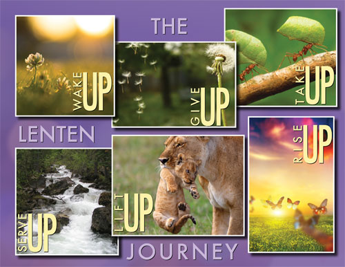 Lent 2015 Wake Up - Opening Message