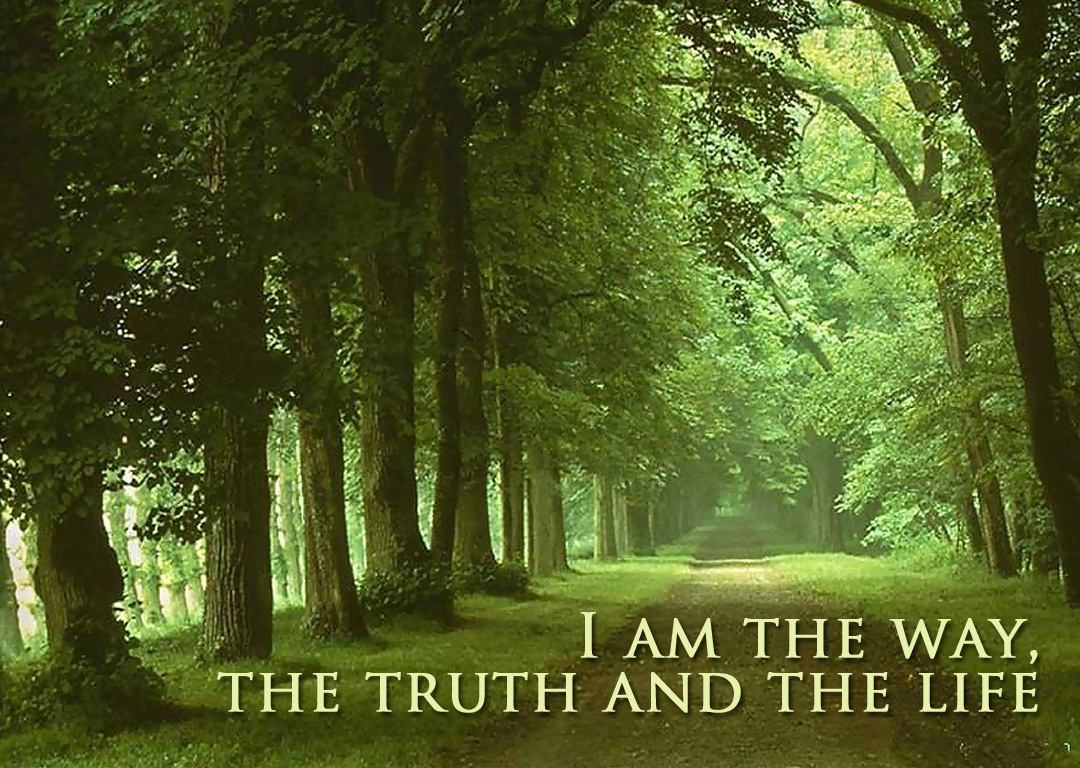 I Am the Way, the Truth and the Life