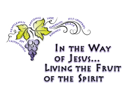 In the Way of Jesus...Living the Fruit of the Spirit: Love