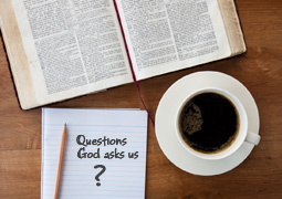 Questions God Asks Us Part 5: What is that in your hand?