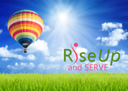 Rise Up and Serve