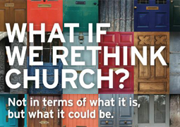 Rethink Church: Why Pastor Dave is Passionately Hopeful about Rethinking Church