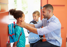 Back to School Blessings...