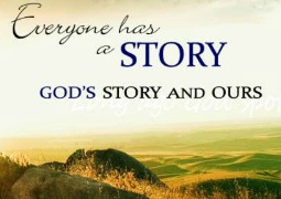 Saturday Storytelling: Learning the Way of Jesus at the Table and on a Scavenger Hunt