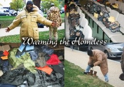 Saturday Storytelling: Warming the Homeless