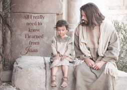 All I Need to Know I Learned from Jesus Week 5: Don't Worry