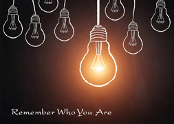 Confirmation Sunday: Remember Who You Are