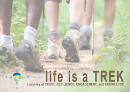 Life is a Trek - A Journey of Trust Week 1