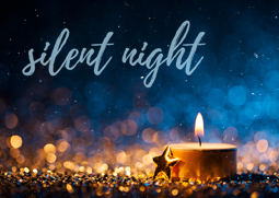 Silent Night: A Season of Peace, Wonder, Love and Grace