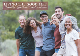 Living the Good Life Week 2: Gentleness