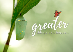 Greater Things Can Happen Week 4