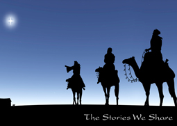 The Stories We Share - Carols and Stories
