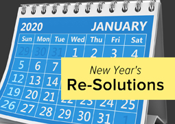 New Year's Re-Solutions