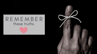 Remember These Truths Week 2: The Table is Open to All