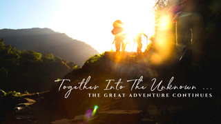Together Into the Unknown: The Great Adventure Continues Week 1