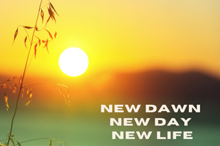 New Dawn, New Day, New Life Week 4