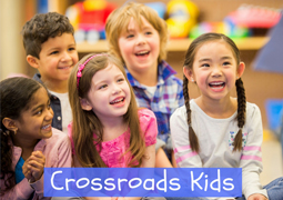 This Sunday in Crossroads Kids